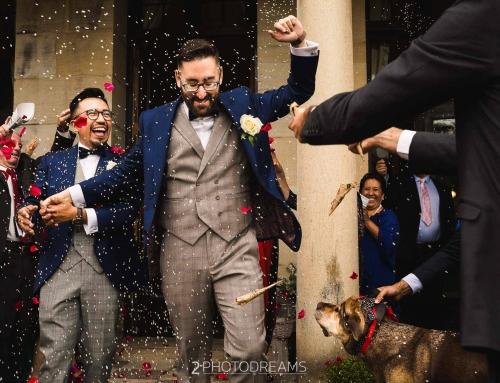 Destination Wedding photographer in Santander Spain