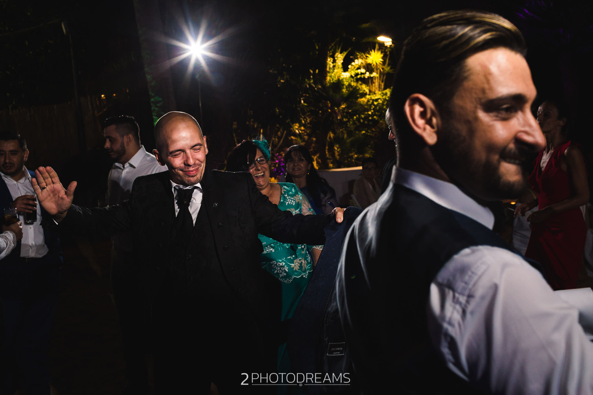 Wedding photographer Waterton Park Hotel
